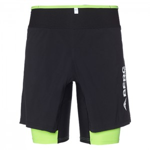 MEIXIDE 2 IN 1 SHORTS PRETO
